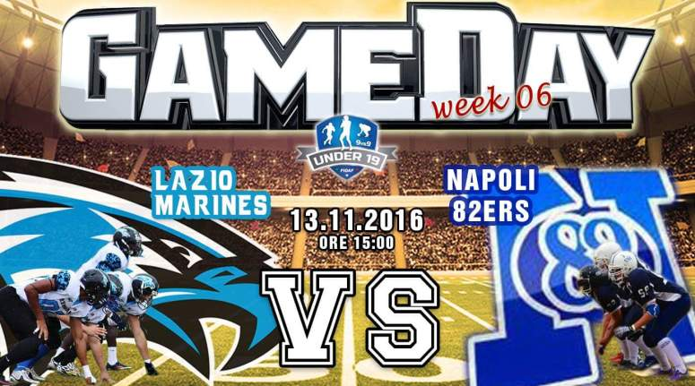 Game Day Week 06